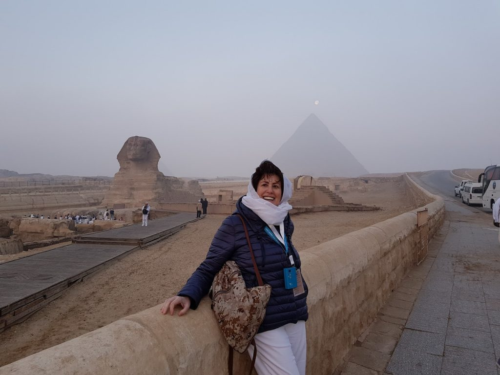 Egipto Maria del Mar Rodilla