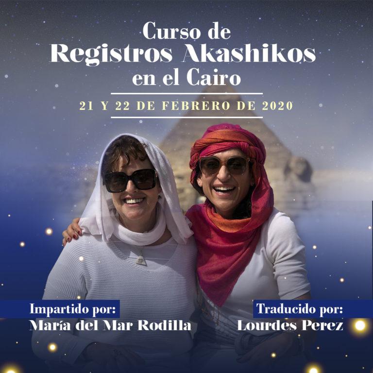 Llegan a El Cairo los Registros Akáshicos